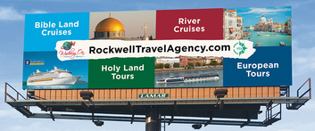 Marriage Retreats, Bible Land Cruises, Holy Land Tours, Guest Speaker Trips, Pilgrimages & more!